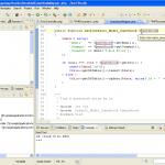 Refaktoring kodu z Zend Studio
